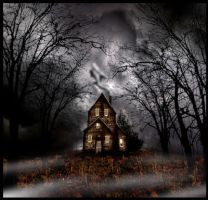 little house of the witch by ashasylum