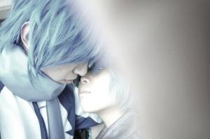 Kaito x Mikuo by JustAEverydayPerson
