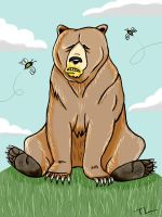 Grizzly Bizzly by tree27