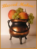 Blessed Mabon by MetalLara