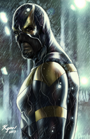 Phoenix Jones by KGanArt
