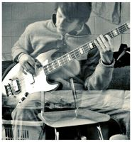 bass ghost by halftone