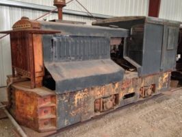7 ton Gas Mechanical by Steammechanic