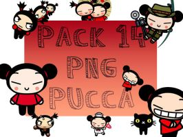 Pack Pucca PNG by Stonecoldcraazy
