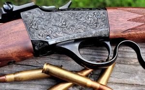 Winchester 1885 by IMorrison