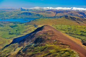 A View From Causey Pike by RichardMacDonald