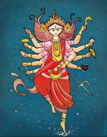 durga_02 by kikando