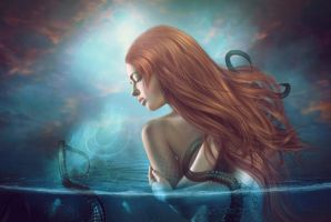 What Lies Beneath by charmedy