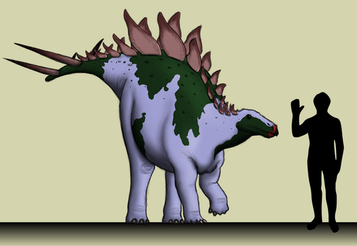 Alcovasaurus by dinu1999