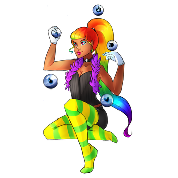 juggler by inhereisatragedy