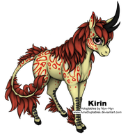 HitoriNinja: Lari by AmaDoptables