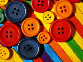 Colored buttons and sticks by robgbob
