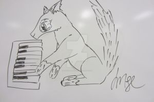 Animal Parade Random Drawing 4 by quickwing23