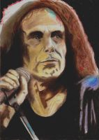 Ronnie James Dio by TheFreakWithTheCap