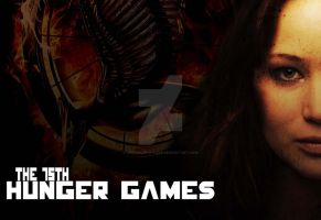 75th Hunger Games by CreamCup-A-Cake