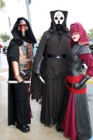 Expanded Universe Sith Lords by Vampire--Kitten
