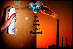Do you love your Planet? by patricia92