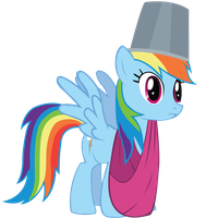 Lolwut: Rainbow Dash Vector by EvilDocterMcBob