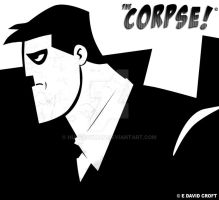 -The corpse- by hugeackman