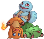 Starters with toe beans by Ijourikae