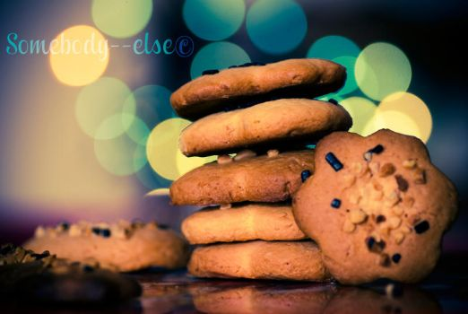 Les Biscuits de Noel by Somebody--else