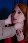 Amy Pond - Don't Blink. by TakaMoony