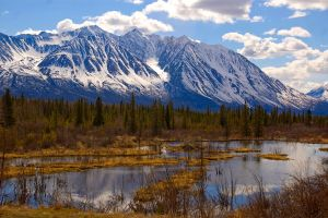 Kluane National Park (Haines Junction, Canada) by drewhoshkiw