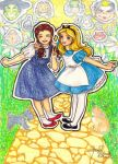 Dorothy and Alice by gryce-allergies