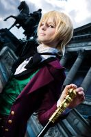 Alois Trancy - so fancy by KashinoRei