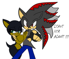 .:Leave Her Alone !:. (FREE COLLAB) by XDarkDave1040