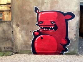 KEEP IT SIMPLE by KIWIE-FAT-MONSTER