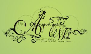 Augustyne's Wish Logo by demeters