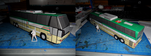 Francesca Lucchini's N118/3 Special [Papercraft] by MegaMoonLiner