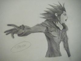 Axel by MidnightsMisery