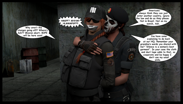 Contest Entry: Some Answers from Ash by Gadreel88