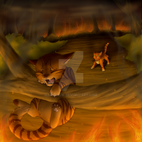 +Burning Brambles+ by min-mew