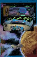 Carolina Cobalt Issue 1 Page 3 Colors by NJValente