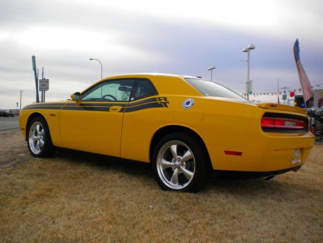Challenger RT Classic by wastemanagementdude