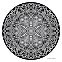 Mandala 18 by Mandala-Jim