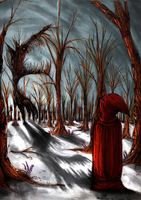 Little Red Riding Hood by Foxnoir6