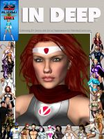 In Deep #5 alternate cover by Happenstance6