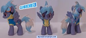 Wonderbolt Cadet Cloudchaser by HeyLookASign
