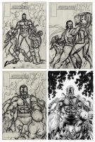 GenerationHope14 Cover Layouts by IbraimRoberson