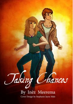 Taking Chances- Book cover by steph68a