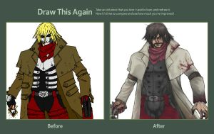 Draw this again challenge by bienmexicano