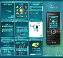 Sony Ericsson Mobile 6.1 by nonlin3