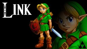 Link Wallpaper by DrowningAUS