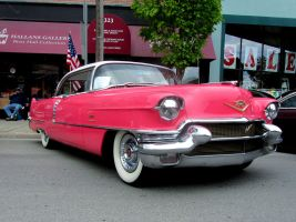 Pink Cadillac by tundra-timmy