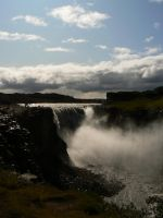 Dettifoss by Azagh