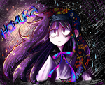Homura by Andgofortheroll-123
